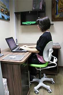 Детское ортопедическое кресло DUOREST KIDS-MAX