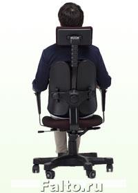 Кресла для работы за компьютером LEADERS