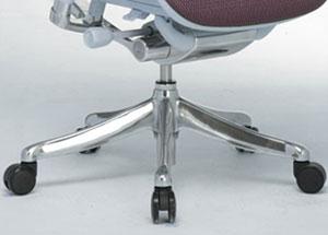 Крестовина кресла и каркас кресла