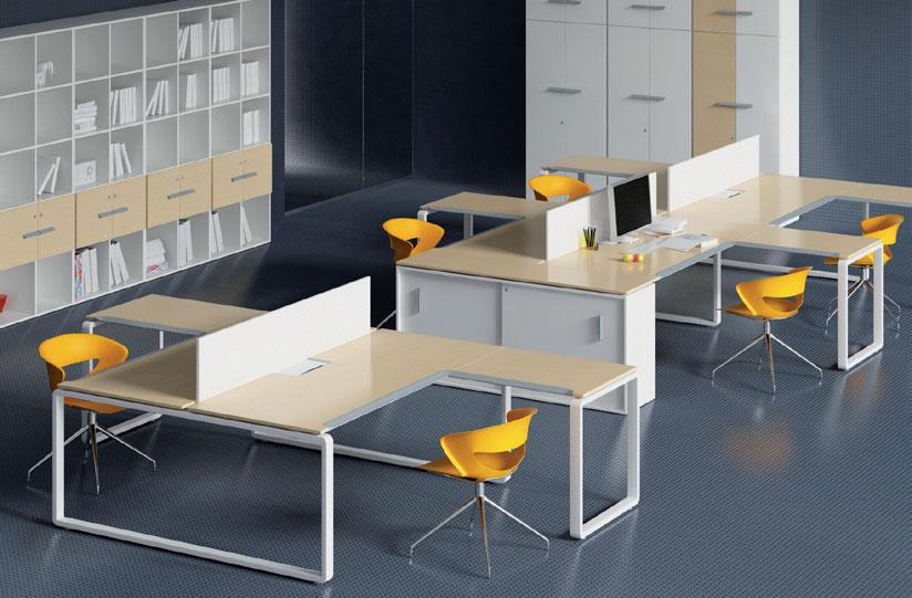 Рабочее место - офисные помещения - фотографии.
