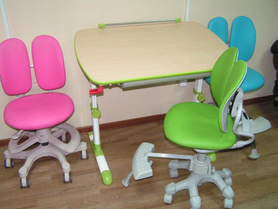 Детские столы парты kinder 06