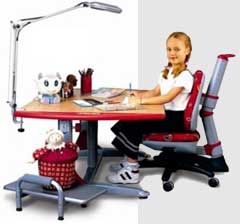 Письменные столы для школьника