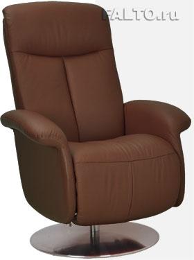 Кресло Relax Lotus коричневое