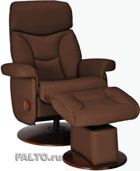 Кресло Relax Master коричневое