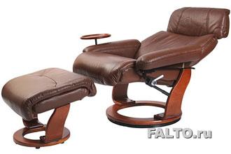 Кресло-реклайнер для отдыха и работы Relax