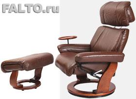 Кресло-реклайнер для отдыха и работы Relax Пиабора