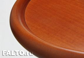 столик-подставка Релакс из натурального дерева