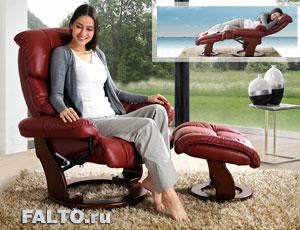 Кресло-реклайнер Relax Люкс