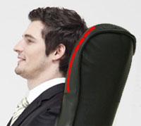 Подголовник кресла Relax Люкс