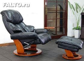 Кресло-реклайнер для дома и офиса Relax
