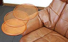 Круглый столик-подставка Relax